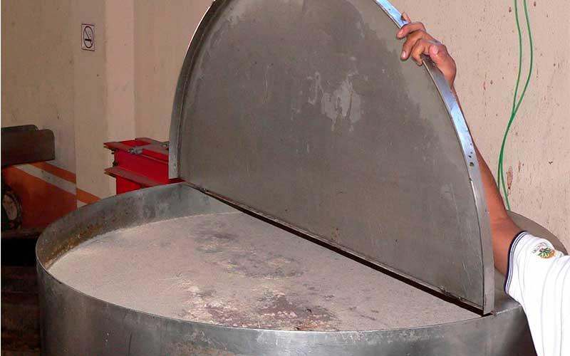 fermentacion del agave