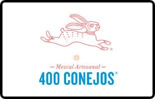 mezcal artesanal 400 conejos